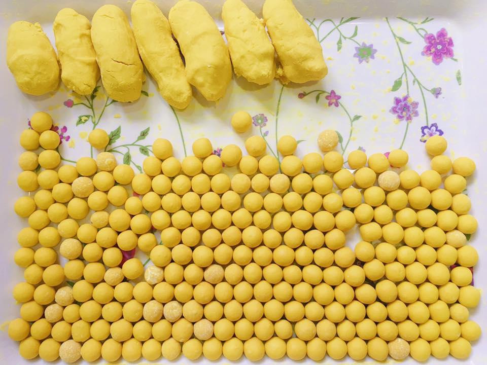 Viên tinh bột nghệ mật ong là phương thuốc chữa trào ngược dạ dày hiệu quả
