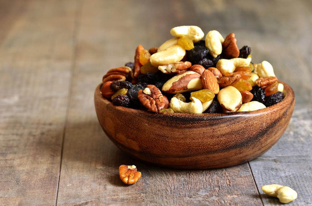 Hạt ngũ cốc các loại cũng hỗ trợ tăng cân rất hiệu quả