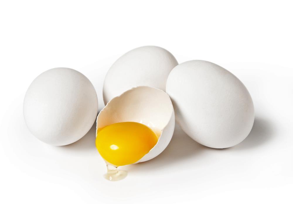 Cả lòng đỏ và lòng trắng trứng gà đều có tác dụng trị nám tàn nhang hiệu quả