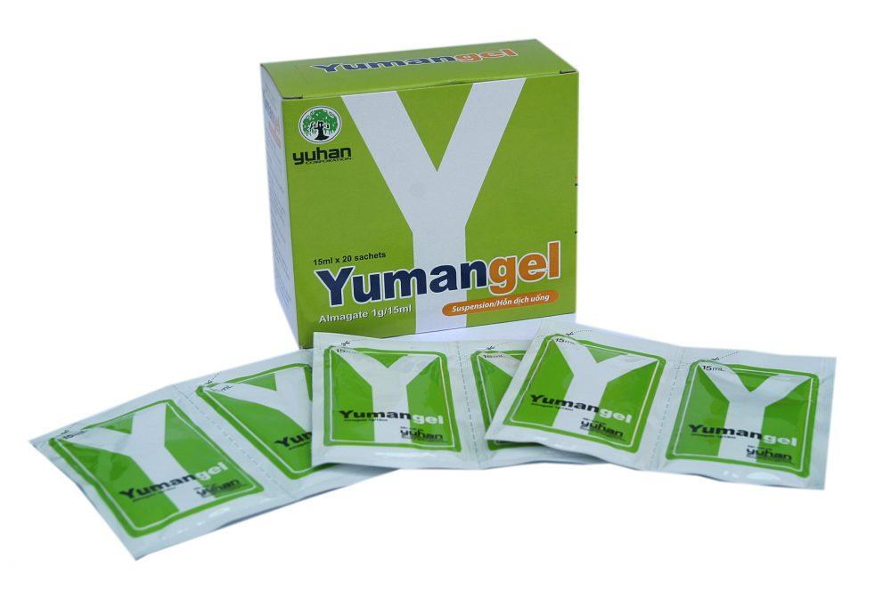 Thuốc chữ Y là loại thuốc phổ biến nhất để trị đau dạ dày hiện nay