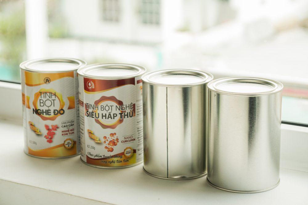 Sản phẩm tinh bột nghệ chất lượng không có giá dưới 1.000.000 đồng/kg