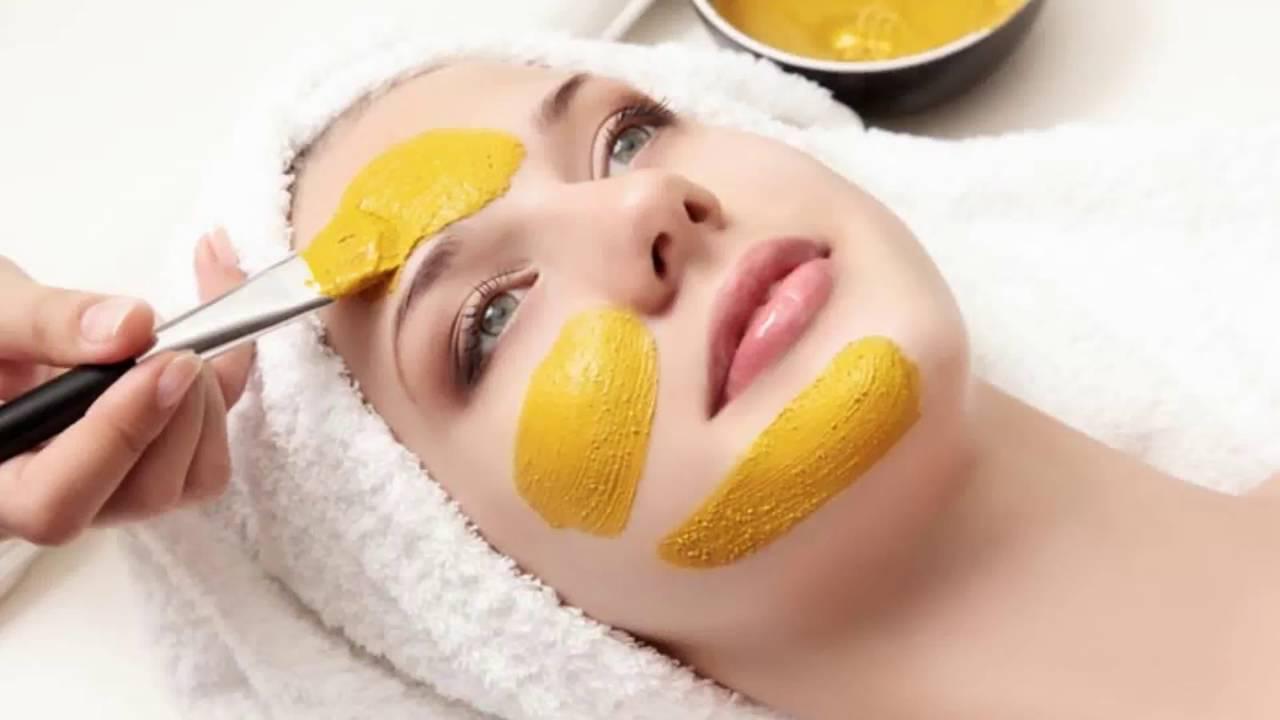 20 phút mỗi lần đắp mặt nạ nghệ vừa đủ để hấp thu dưỡng chất